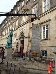 Skakt Christiansborg Statsministeriet