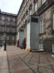 Skakt Statsministerint Christiansborg