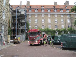 JHH Sølvgade,nedrivning,miljøsanering 8